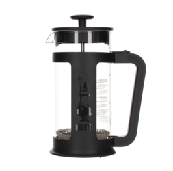 French Press Bialetti Smart 350ml Czarny