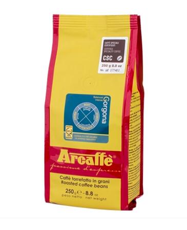 Kawa ziarnista Arcaffe Gorgona 250g GRATIS