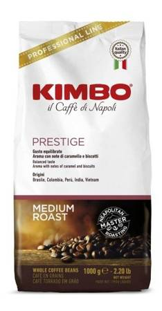 Kawa ziarnista Kimbo Espresso Bar Prestige 1kg