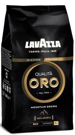 Kawa ziarnista Lavazza Qualita Oro Mountain Grown 1kg