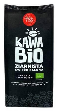 Kawa ziarnista Quba Caffe dla sportowców 250g - BIO