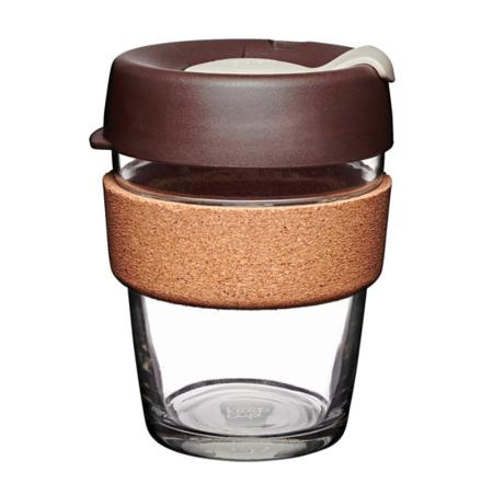 KeepCup Brew Cork Almond 340ml