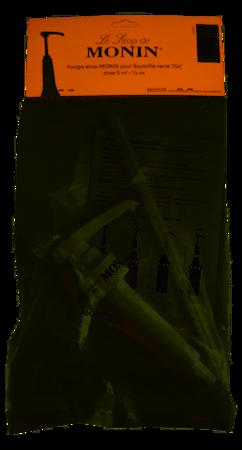 Pompka do syropów Monin 5 ml GLASS
