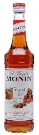 Syrop CARAMEL MONIN 0,7 L - karmelowy