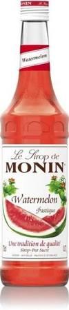 Syrop smakowy MONIN WATERMELON - arbuzowy 0,7 L