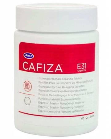 Urnex Cafiza 100szt - Tabletki czyszczące do ekspresu